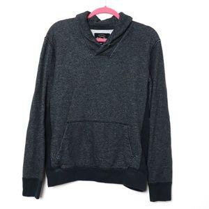 J Crew | Vintage Fleece Popover Sweat Shirt